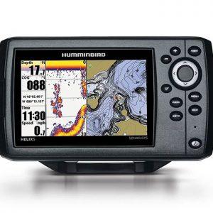 Humminbird Helix 5 Chrip Gn2 with GPS