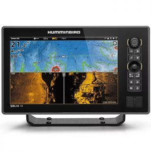 Humminbird Solix 10 Chirp MSI+GPS G2