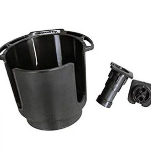 SCOTTY 311 CUP HOLDER WITH ROD HOLDER POST
