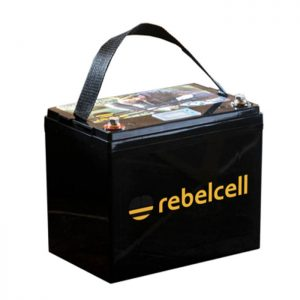 Rebelcell 12V100 li-ion battery