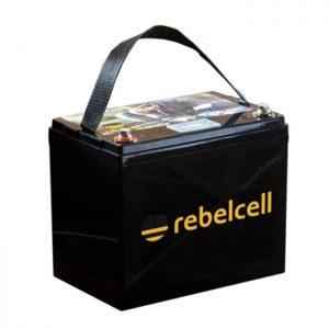 Rebelcell 12V100 li-ion battery