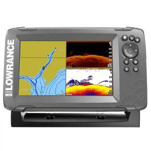 Lowrance HOOK2 7 Fishfinder With SplitShot Transducer